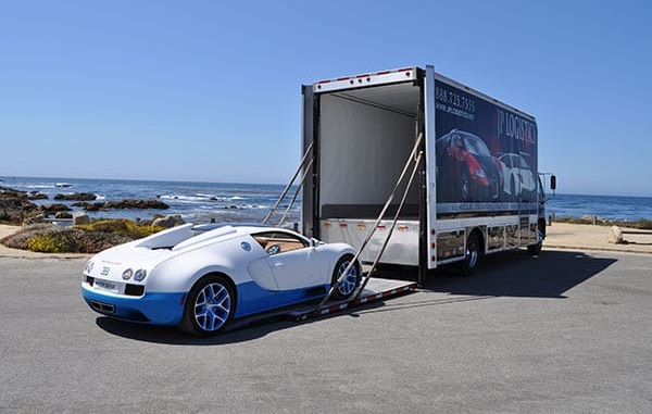 Car Transporting Brisbane to Perth from a Photographers